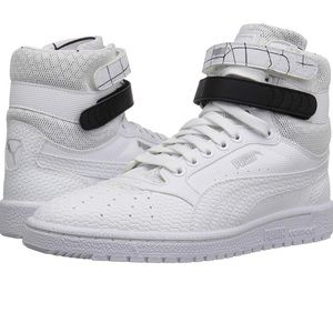 Puma Sky II HI Basketball Shoe